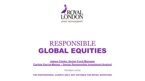 Responsible global equities